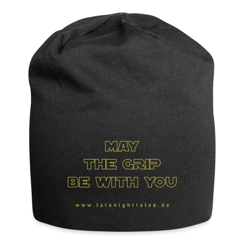 May The Grip Be With You - Jersey-Beanie