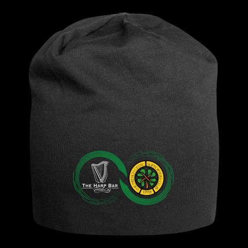 Harp and French CSC logo - Bonnet en jersey