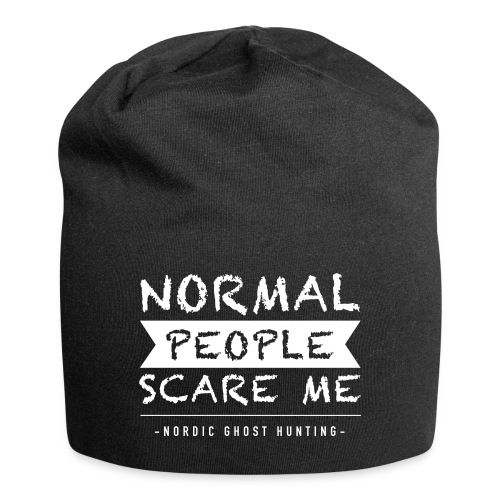 Normal people scare me - Jerseymössa