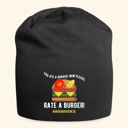 You ate a burger edition - Jersey Beanie
