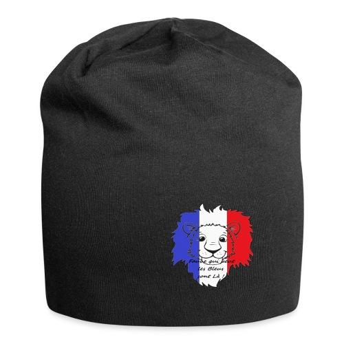 Lion supporter France - Bonnet en jersey