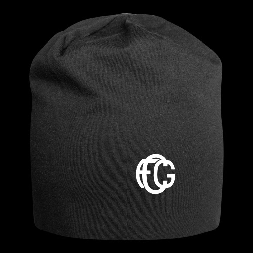 FCG Schriftzug - Jersey-Beanie