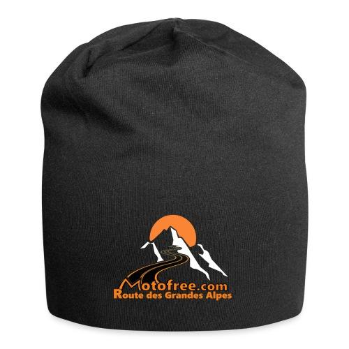 logo motofree orange - Bonnet en jersey