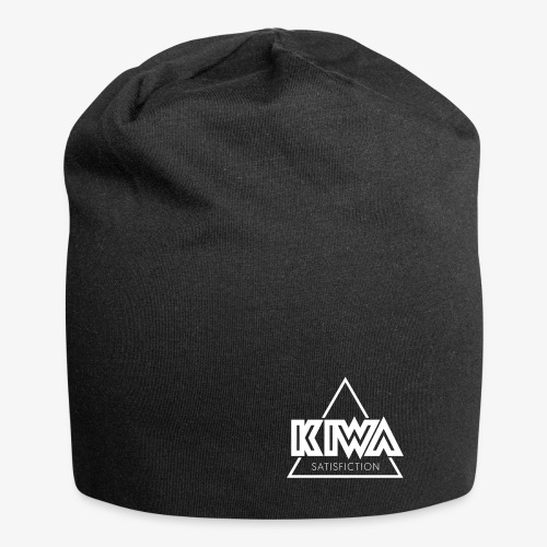 KIWA Satisfiction White - Jersey Beanie