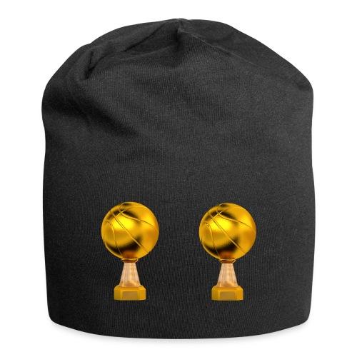 Basketball Golden Trophy - Bonnet en jersey