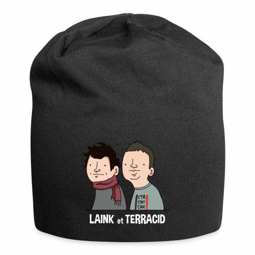 Laink et Terracid - Bonnet en jersey