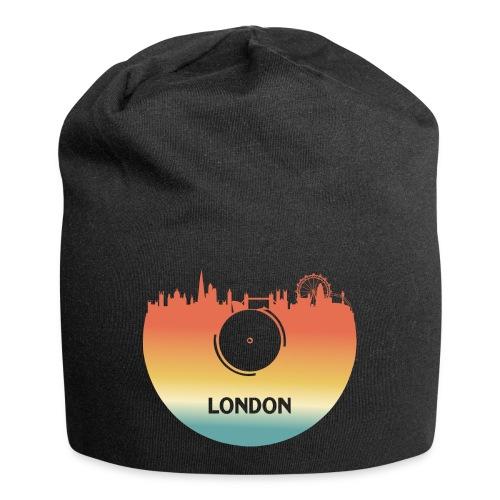 London Skyline Vinyl Schallplatte London Souvenir - Jersey-Beanie
