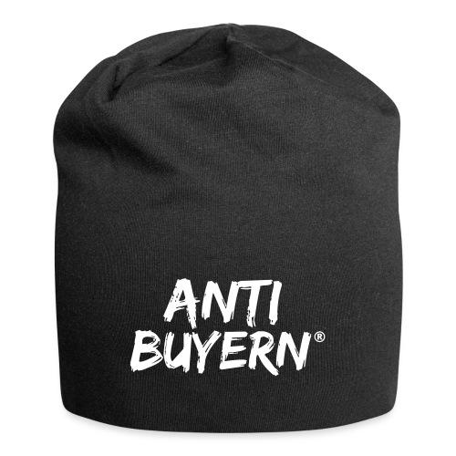 AntiBuyern Men Woman Unisex Mütze Beanie - Jersey-Beanie
