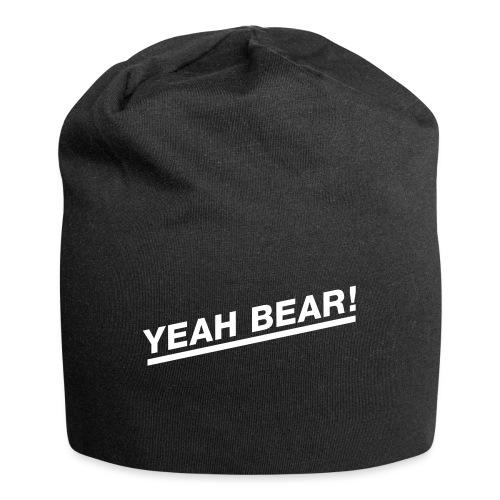 Yeah Bear! - Jersey-Beanie