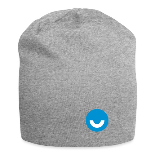 upday Icon blau - Jersey Beanie