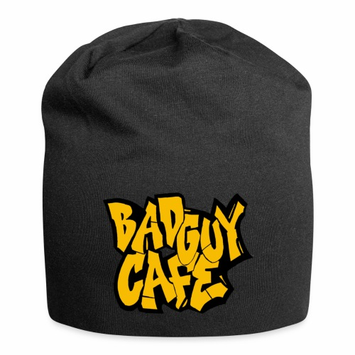 Bad Guy Cafe Logo - Jersey Beanie