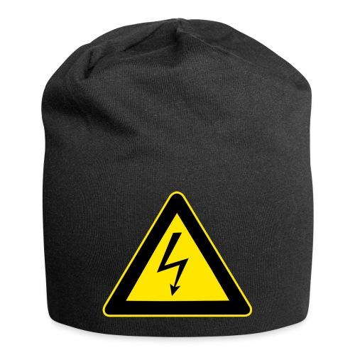 High Voltage - Jersey Beanie
