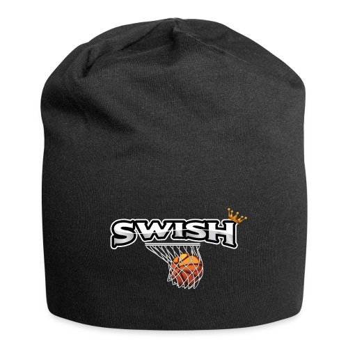 The king of swish - For basketball players - Jersey Beanie
