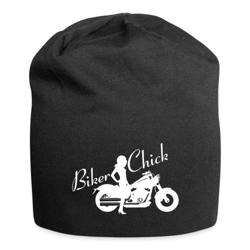 Biker Chick - Custom bike - Jersey-pipo