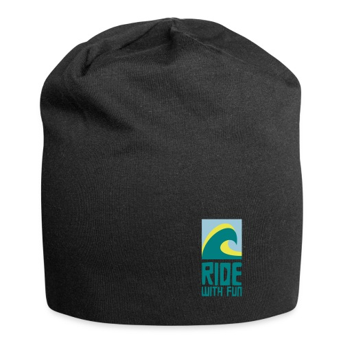 Ride with fun Logo - Jersey-Beanie