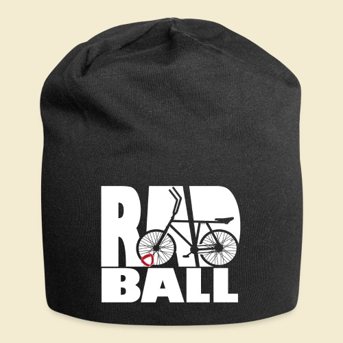 Radball | Typo - Jersey-Beanie