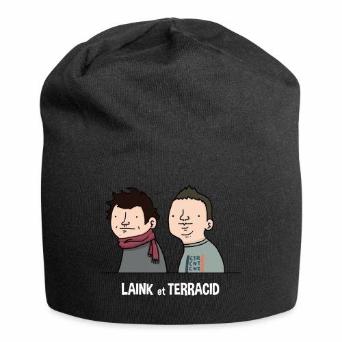 Laink et Terracid old - Bonnet en jersey
