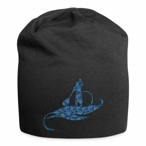Blue Ocean - Bonnet en jersey