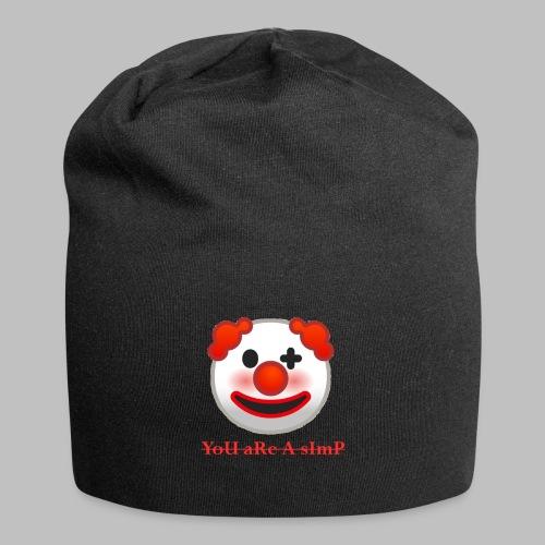 Clown Emoji - Jersey-Beanie
