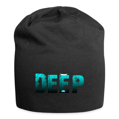 Deep In the Night - Beanie in jersey