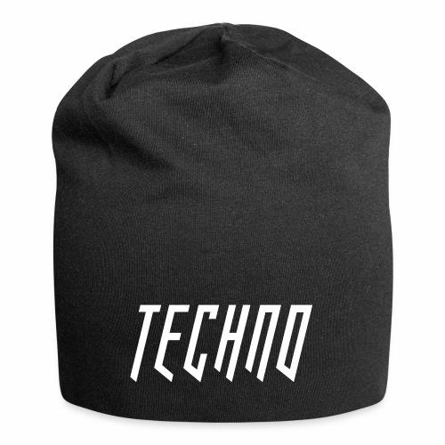 Techno_2019_V6 - Jersey-Beanie