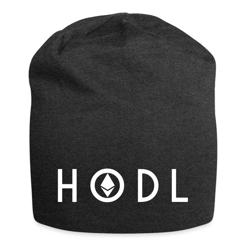 Hodle Ethereum - Jersey Beanie