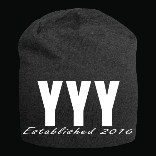 'Snapback Edition' YYY Apparel Design - Jersey Beanie