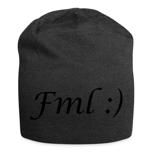 fml - Jersey Beanie