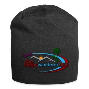 The Happy Wanderer Club Merchandise - Jersey Beanie