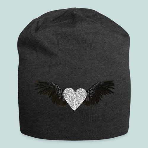 'Bling angel' - Jersey Beanie