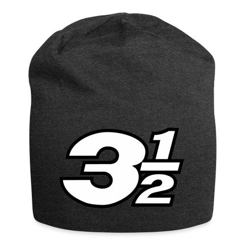 Three and a Half Logo - Jersey Beanie