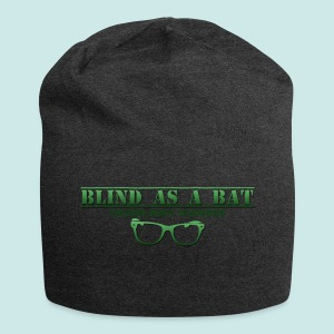 Blind as a Bat - Green - Bonnet en jersey