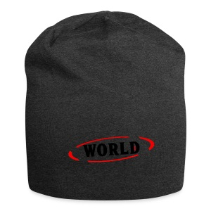 World Vibes - Bonnet en jersey