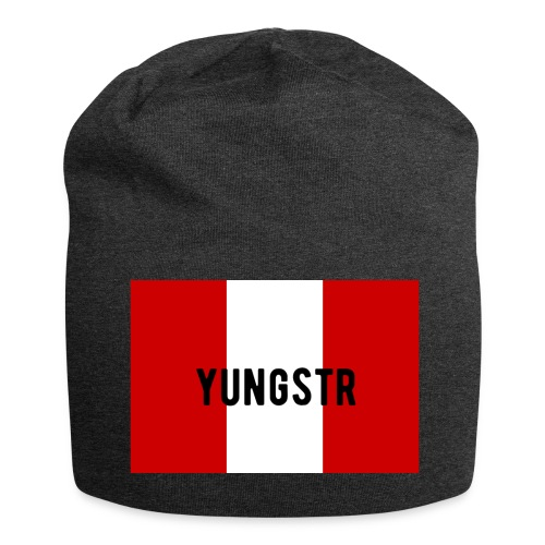 youngstr Logo Shirt - Jersey-Beanie