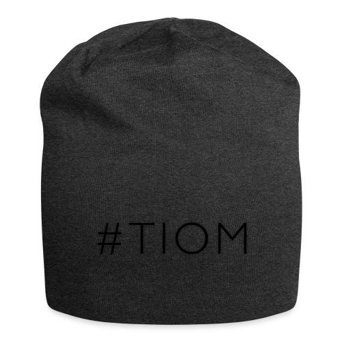 #TIOM - Beanie in jersey