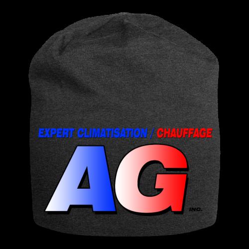 AG climatisation LOGO - Bonnet en jersey