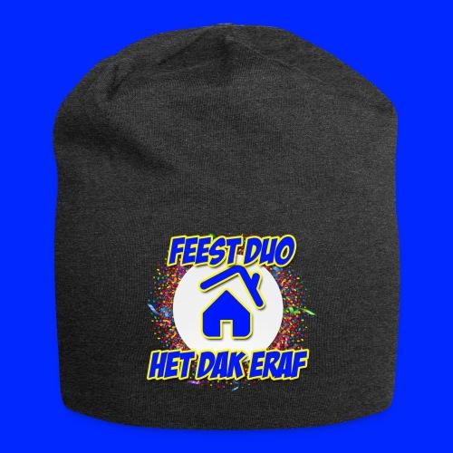 Feest Duo Het Dak Eraf - Jersey-Beanie