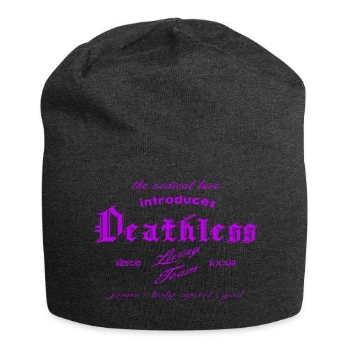 deathless living team violet - Jersey-Beanie