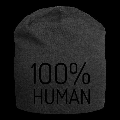 100% Human - Jersey-Beanie