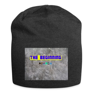 The Beginning - Jersey Beanie