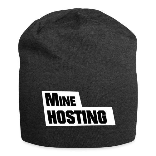 Mine Hosting Corporate Kampagne Design 2 - Jersey-Beanie