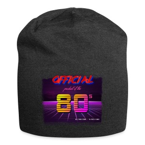 Official product of the 80's clothing - Jersey Beanie