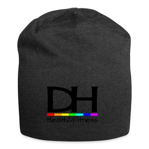 DH Health&Fitness Large logo - Jersey Beanie