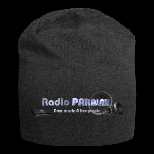 Radio PARALAX Facebook-Logo - Jersey-Beanie