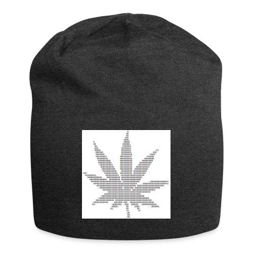 Marijuana Leaf - Jersey-Beanie