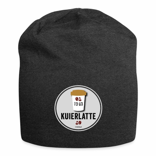 Kuierlatte - Jersey-Beanie