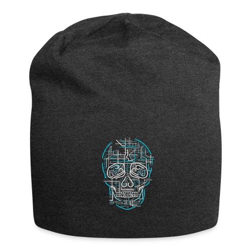 electric skull tshirt ✅ - Jersey-Beanie