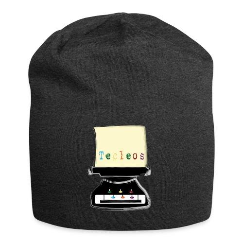 tecleos - Gorro holgado de tela de jersey