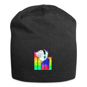 Electronic Music - Anime Guy - Jersey-beanie