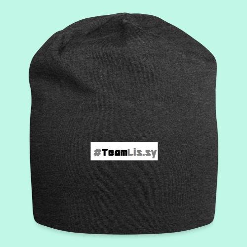 #TeamLis.sy CAP - Jersey-Beanie